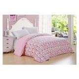 Wholesale - WEIKE Flannel Quilt Cover 002