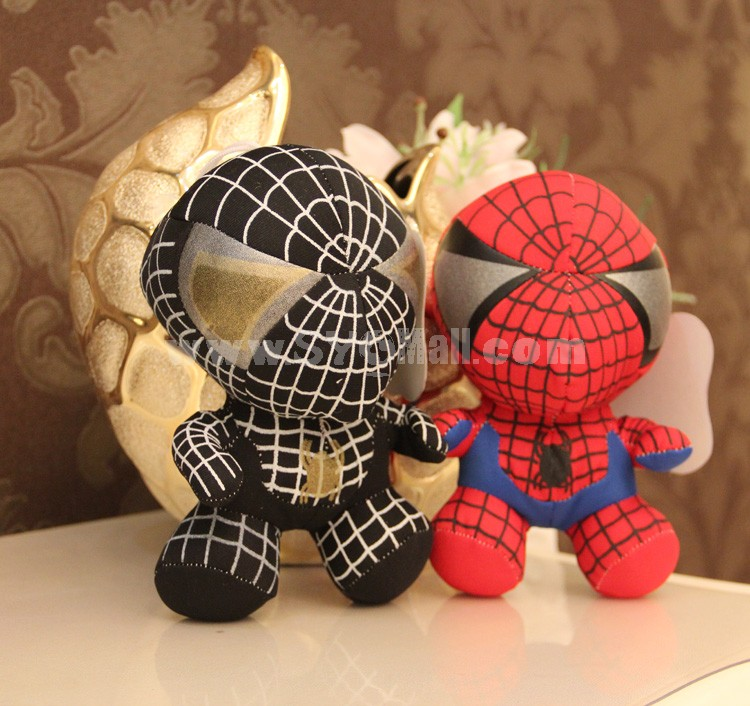 Spider-Man 12s Voice Recording Doll Sound Recordable Plush Toy 18cm/7""