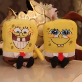 "Wholesale - SpongeBob SquarePants Plush Toy 18cm/7"" 2PCs"