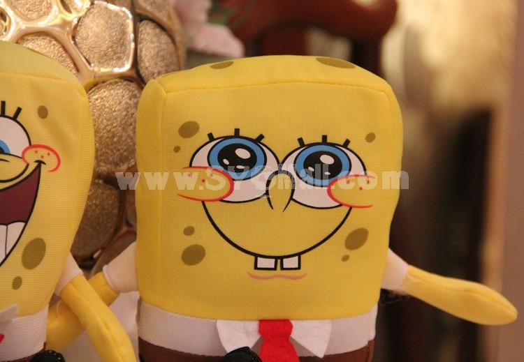 "SpongeBob SquarePants Plush Toy 18cm/7"" 2PCs"