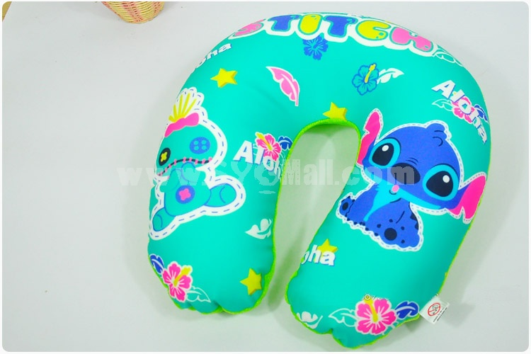 Stitch NM Form Particles U-neck Pillow Travel Pillow 30cm/11.8inch