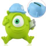 """Wholesale - Monster High Mike Piggy Bank Money BoxPVC Toy Figure 13cm/5"""""""