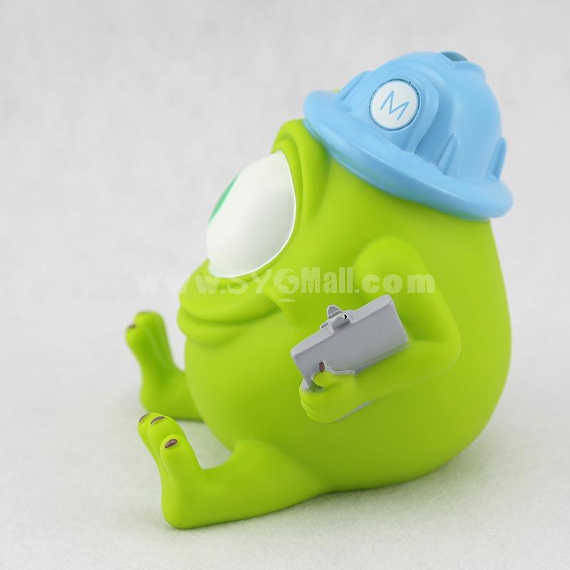 Monster High Mike Piggy Bank Money BoxPVC Model Toys Toy Figure 13cm/5inch