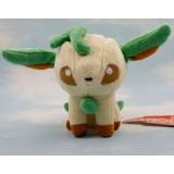 "Wholesale - Pokemon Series Plush Toy - GRASS EEVEE 13cm/5"""