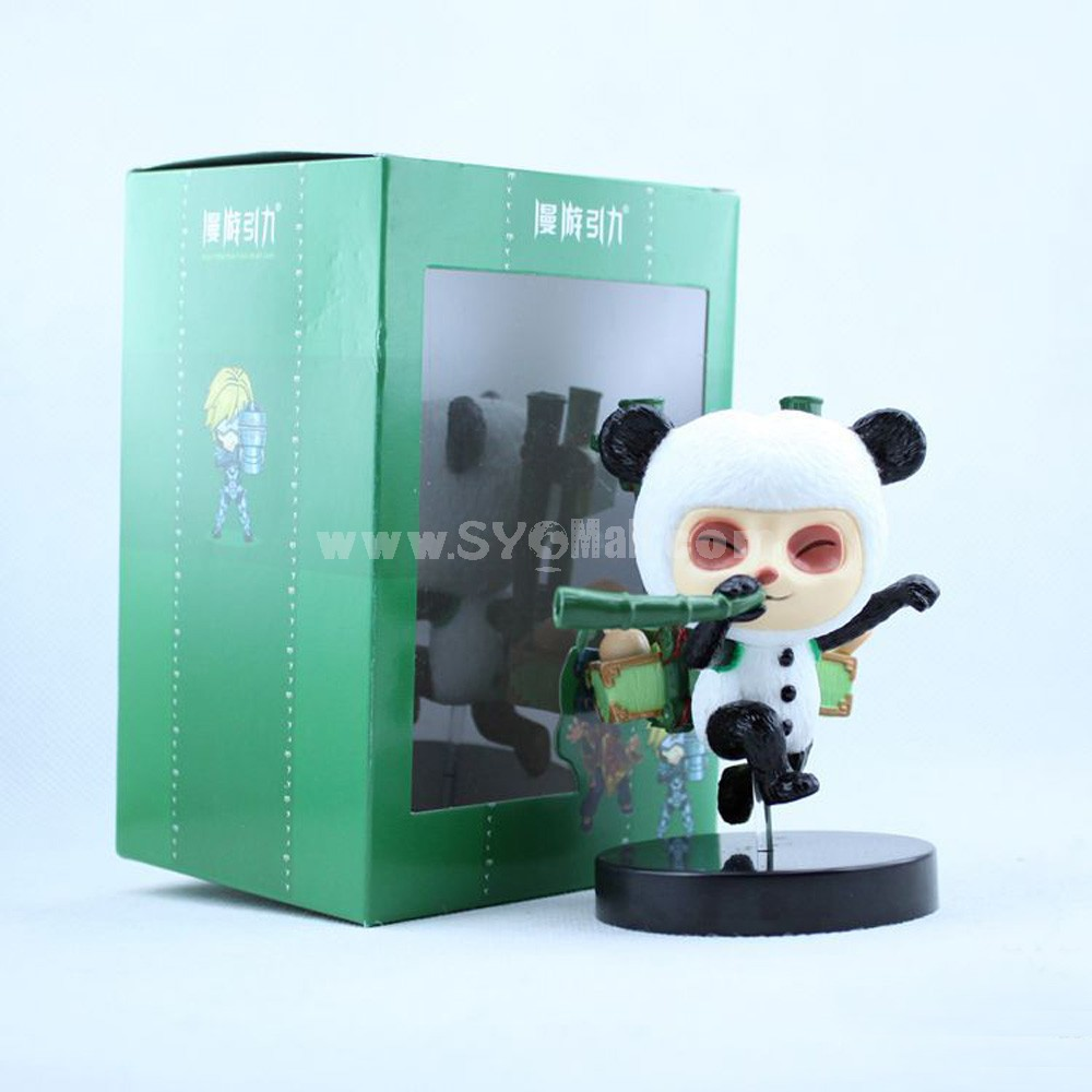 LOL League of Legends Figure Toy 4inch - - The Swift Scout Teemo