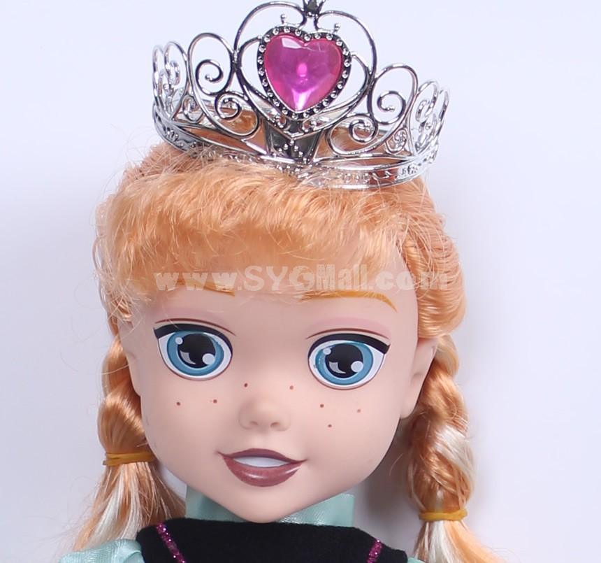 Frozen Princess Baby Doll Figure Toy -- Anna 47cm/18.5inch