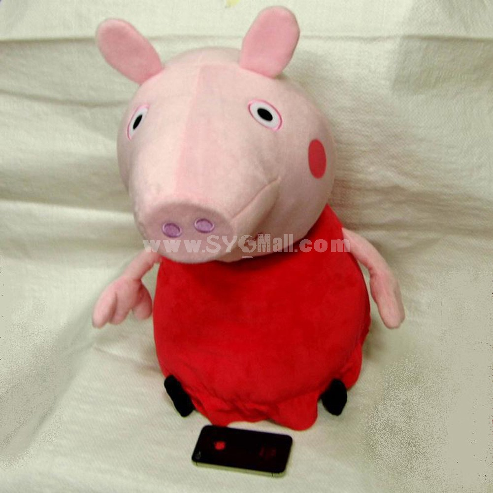 Peppa Pig Plush Toy Large Size Peppa 62cm/24.4inch