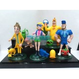 wholesale - Cloudy with a Chance of Meatballs 2 Figures Toys 14pcs/Kit