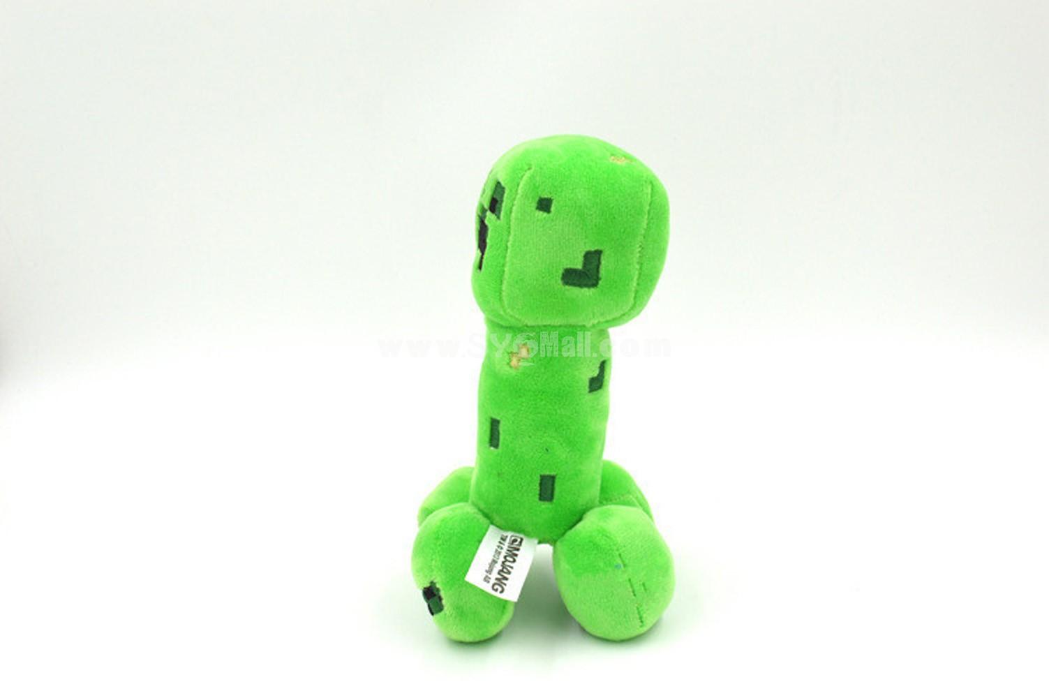 Minecraft Figures Plush Toy -- Creeper 18cm/7.1inch