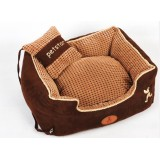 Wholesale - Cute Dog Bed Large Size Soft Breathable Machine Washable 90cm/35inch