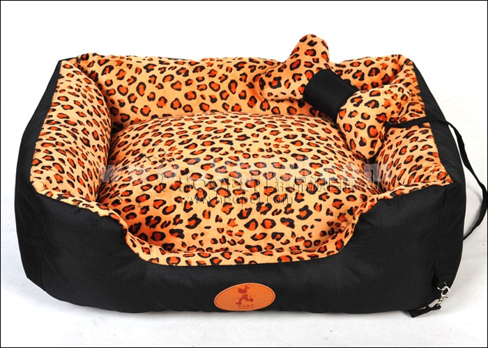 Cute Dog Bed Soft and Machine Washable Large Size for Large Pet 90cm/35inch