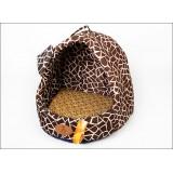 Wholesale - Dog Bed Yurt Shape Soft and Machine Washable Medium Size 40cm/16inch