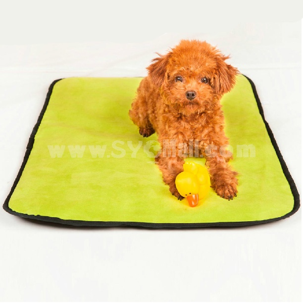 Rural Style Soft Pet Bed Machine Washable Medium Size 70cm/27inch