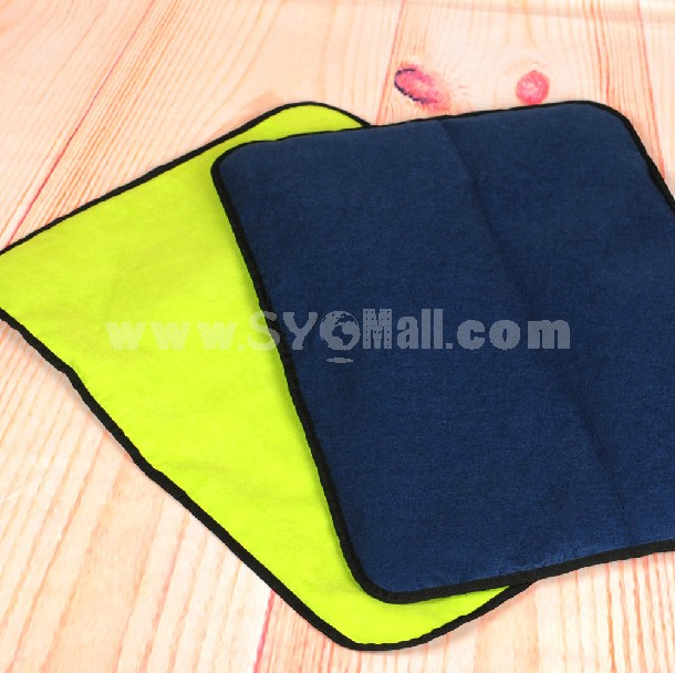 Rural Style Soft Pet Bed Machine Washable Large Size 110cm/43inch