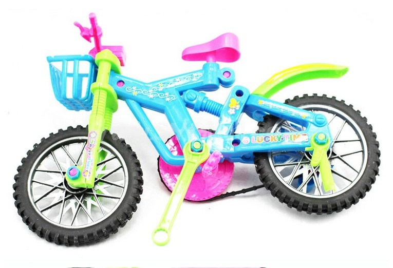 Assembly Toy Bicyle Children's Blocks Educational Toy