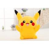 """Wholesale - Pokemon Pikachu Plush Doll -17"""" Soft Stuffed Toy"""