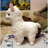 Wholesale - Cute Alpaca Plush Toy Llama Stuffed Animal Kids Doll 23cm/9inch