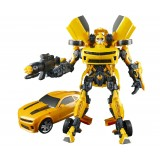 Wholesale - Transformation Robot Human Alliance Bumblebee with Sound and Light Figures Toys 42cm/16inch