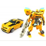 Wholesale - Transformation Robot Bumblebee Figure Toy Small Size 27cm/11inch