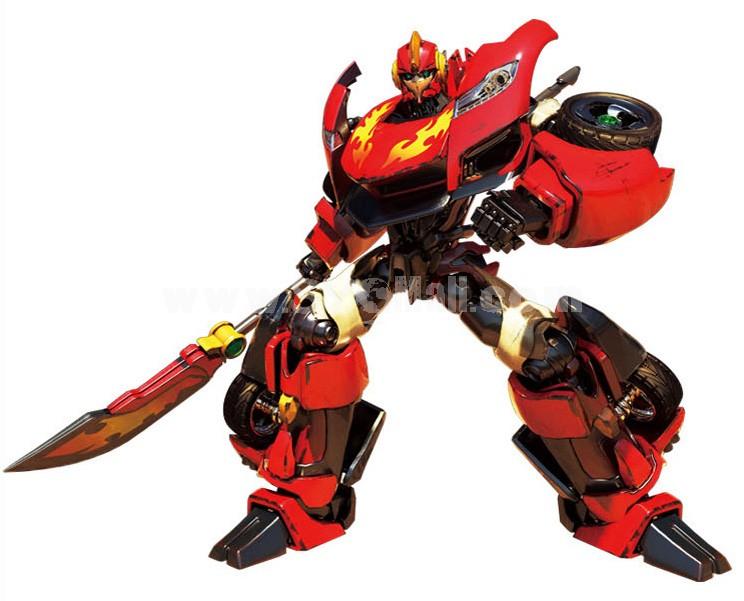 Transformation Robot Arc of War Series 18cm/7inch - Fire Thunder