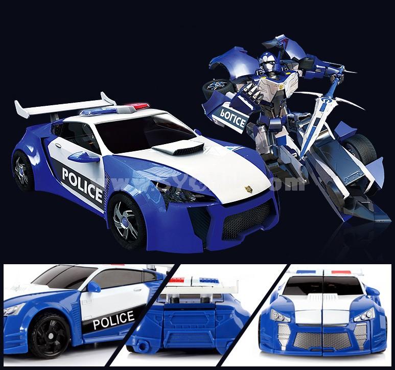 Transformation Robot Arc of War Series 18cm/7inch - Speedy Man