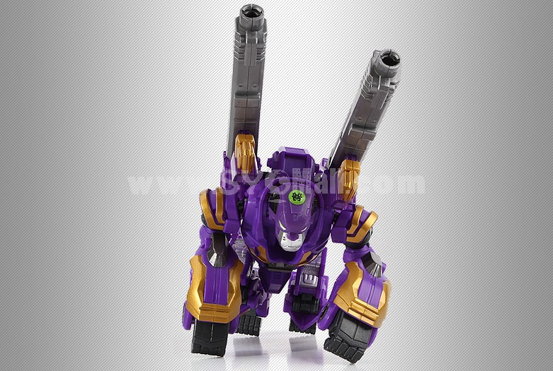 Transformation Robot Arc of War Series 18cm/7inch - Crazy Kong Kim