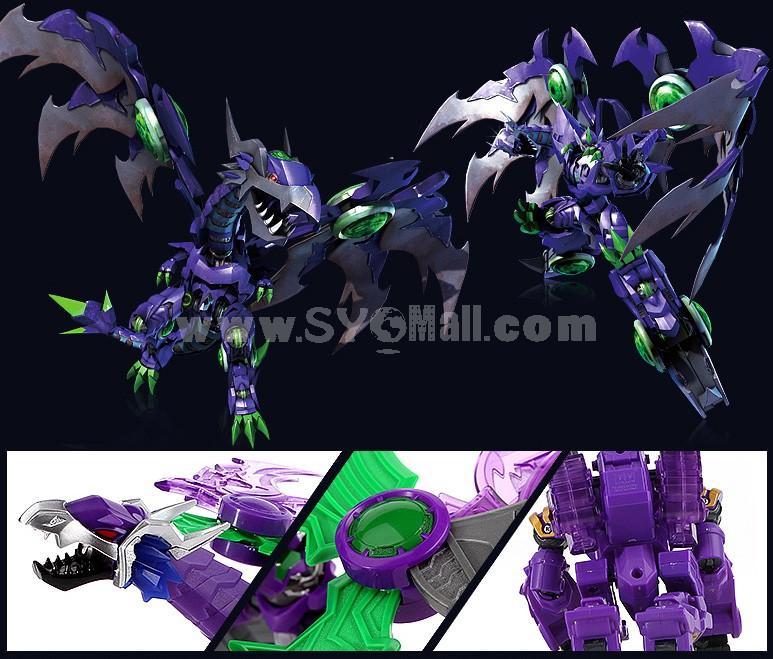 Transformation Robot Arc of War Series 18cm/7inch - Dragon Fighter
