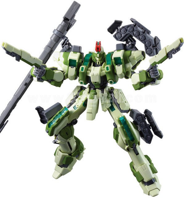 Transformation Robot Asy-Tac Fronteer Series 1:144 Figure Toy 13cm/5inch - Heavy Weapons Kainar