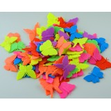 Wholesale - Water Growing Toys Growing Water Animals -- Butterfly Large Size 50pcs/Lot