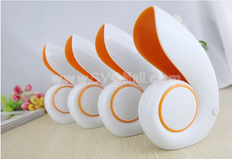 Conch Pattern USB Mini Fan Desk Small Fan
