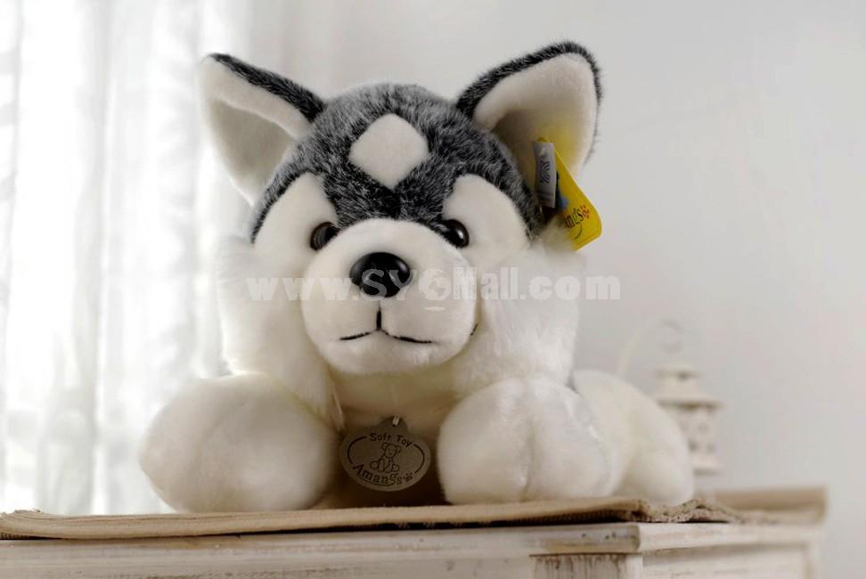 Husky Dog Plush Toy Imitate Toy 32cm/12.6inch