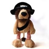 Wholesale - NICI Pirate Lion Plush Toy 30cm/11.8inch