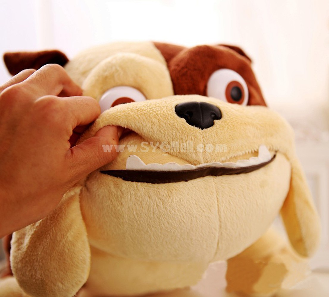 RIO Figures Plush Toy Bulldog Louis 38cm/15inch
