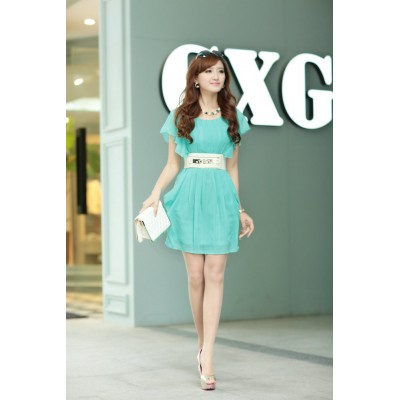 http://www.orientmoon.com/93691-thickbox/chiffon-falbala-sleeve-solid-color-slim-dress-lady-dress.jpg