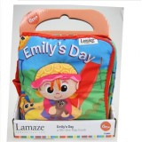 wholesale - Lmaze Cloth Book Soft Book -- Emily's Day