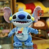 Wholesale - Stitch Plush Toy 37cm/14.5inch - Listening Music