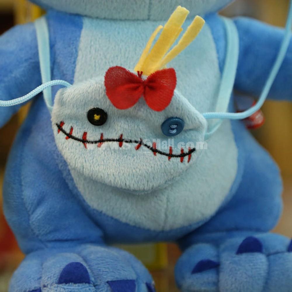 Stitch Plush Toy 37cm/14.5inch -- Listening Music