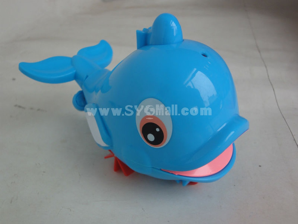 Water Spray Dolphin Pulling Toys 528