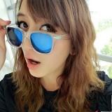 Wholesale - Wayfarer Style Sunglasses with Spectacle Case 1231 - UV400