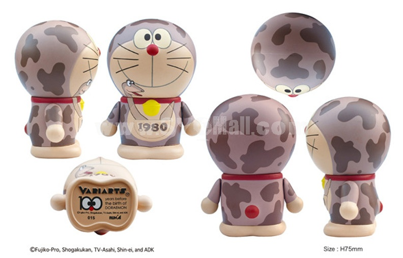 "Doraemon 100th Anniversary Edition Arm Moveable Figure Toy 7.5cm/2.9"" 015"