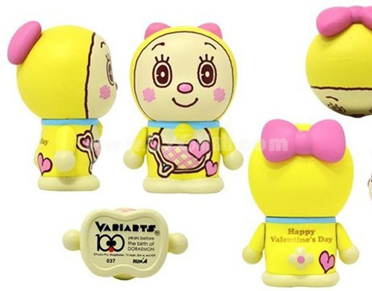 "Doraemon 100th Anniversary Edition Arm Moveable Figure Toy 7.5cm/2.9"" 037"