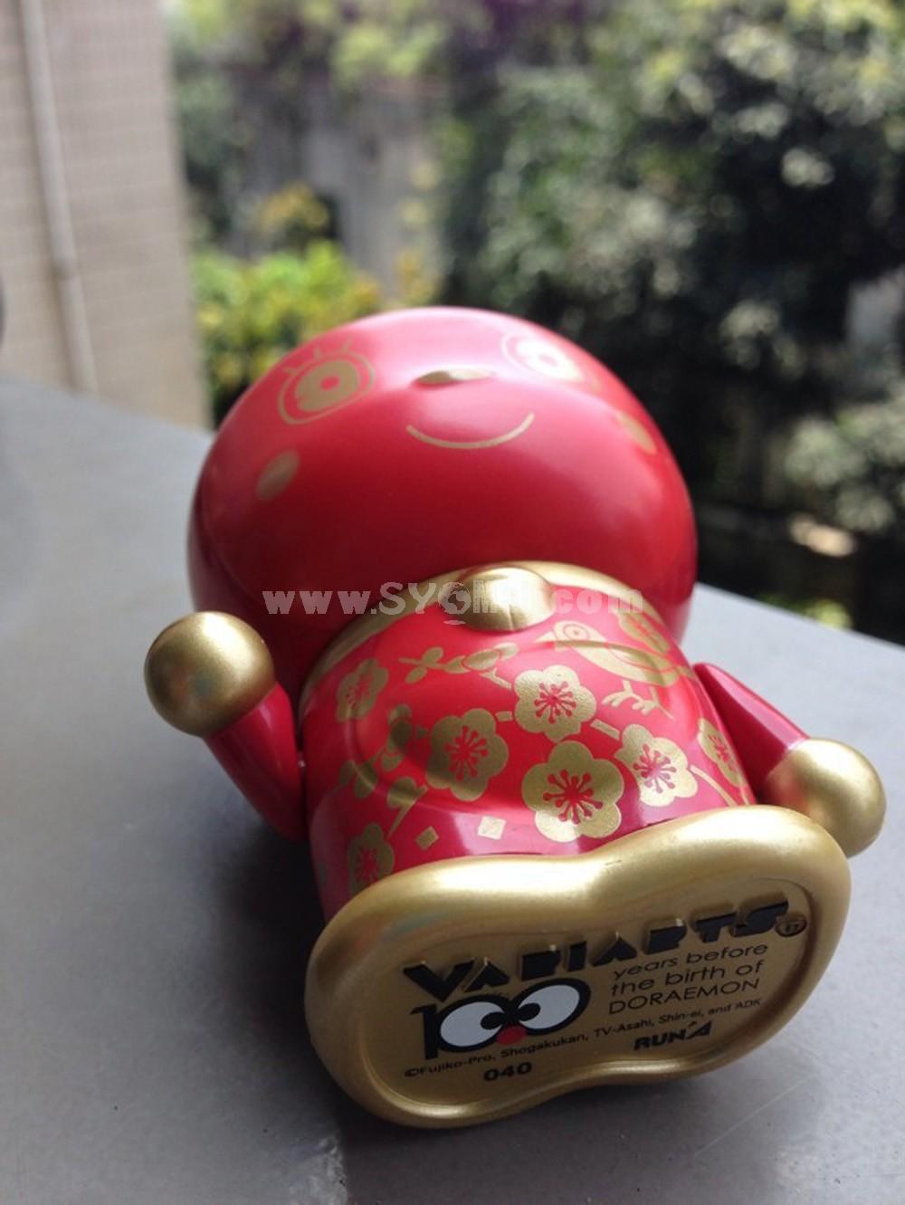 "Doraemon 100th Anniversary Edition Arm Moveable Figure Toy 7.5cm/2.9"" 040"