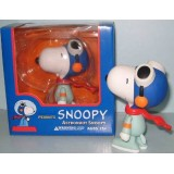 "Wholesale - Astronaut Snoopy Figure Toy 12cm/5.1"""