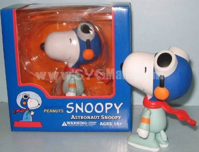 "Astronaut Snoopy Figure Toy 12cm/5.1"""