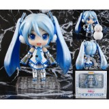 Wholesale - Hatsune Miku Snow Miku Face Changing Figure Toys 10cm/3.9""