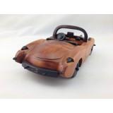 Wholesale - Handmade Wooden Decorative Home Accessory Roadster Vintage Car RoadsterClassic Car Model 2007