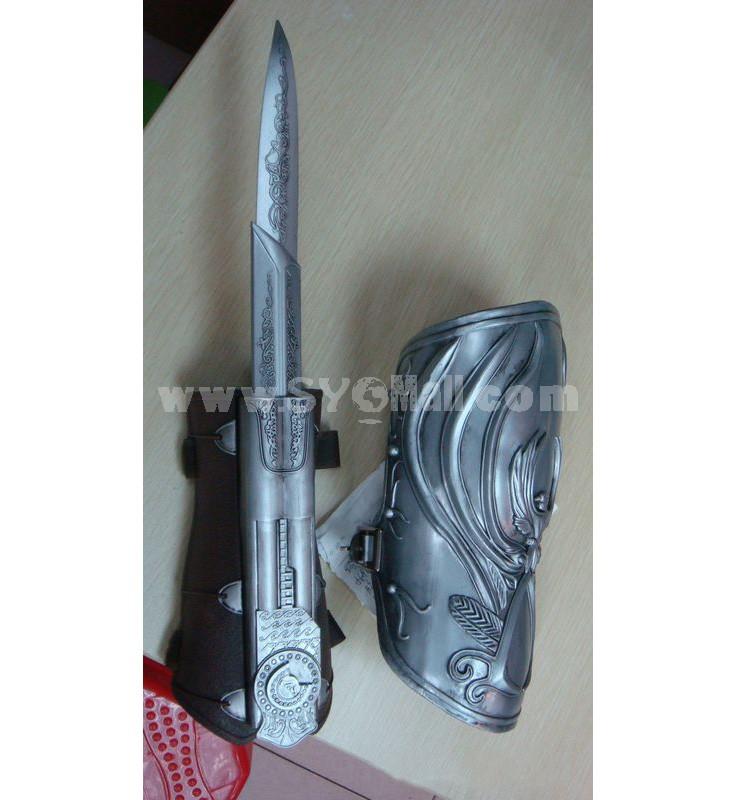 Assassin's Creed Sleeve Arrow Cosplay Tool