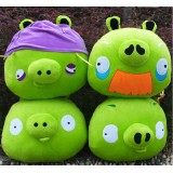 "Wholesale - Crazy Birds Plush Toy  36cm/14.1"" 4pcs/Set"