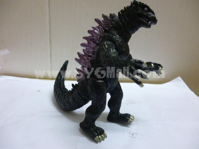 """Godzilla Figure Toy Vinyl Toy 11cm/4.3"""" 4pcs/Lot"""