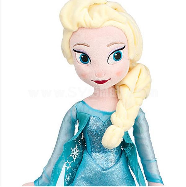 """Frozen Plush Toy Elsa Figure Doll 40cm/15.7"""""""